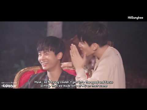 [ENG SUB] Starcast -  VIXX 빅스 'Fantasy' MV Making Film