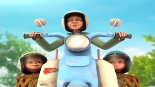 Best Cartoon for Kids - Upin Ipin Terbaru 2017 - SPECIAL COLLECTION * PART 2
