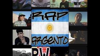 🎧 ENGANCHADO DE RAP ARGENTINO VOL.1 - JUNIO 2016
