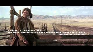 Once Upon a Time in the West  The opening sequence 1