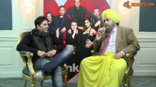 Akshay Kumar Interview with Jugtar - 'Thank You' Movie
