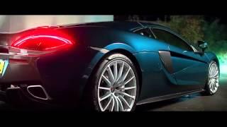 Novo McLaren 570GT é o mais luxuoso modelo da Sports Series