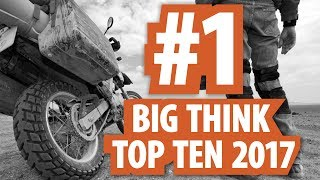 Big Think 2017 Top Ten: #1. Bryan Cranston on Why All Young People Should Travel While They Can