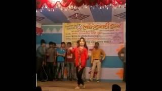 আমি ষোল পেরিয়ে গেছি বাবু গো । Bangla New Concert Dance 2017
