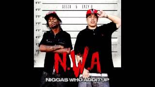 GeezO And Eazy B - Like Dat (N.W.A. Mixtape)