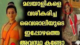 വൈശാലിയുടെ ഇപ്പോഴത്തെ അവസ്ഥ കണ്ടാൽ നിങ്ങൾ ഞെട്ടും | Vaishali Actress Now