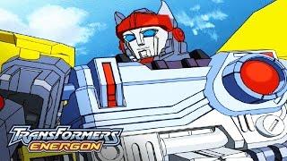 Transformers: Energon - A Breath of Fresh Air