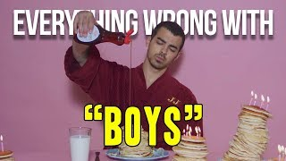 "Everything Wrong With CharliXCX - ""Boys"""