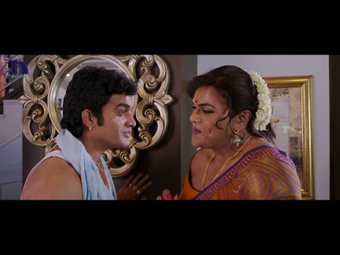 Manchu Manoj as Mohini Comedy Scene - Pandavulu Pandavulu Tummeda Movie Scenes