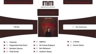 Taha - Sen Sultansın - (Official Lyric Video)