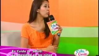 Entrevista psicoterapeuta ISELLA CASTRO - America Television Entre Gente
