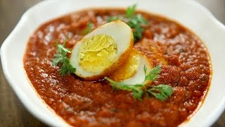 Egg Curry Recipe | Egg Masala Curry Recipe | Egg Recipes | Easy & Quick Recipe | Varun Inamdar