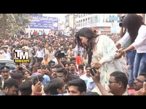 Xxx Mp4 తమన్నా క్రేజ్ చుడండి Actress Tamanna Launches Mobile At Vizag 3gp Sex