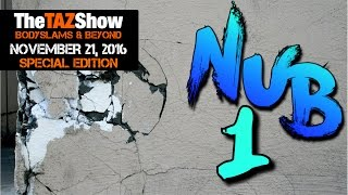 Samoa Joe Talks Future & Lesnar's Defeat - The Taz Show (November 21, 2016)