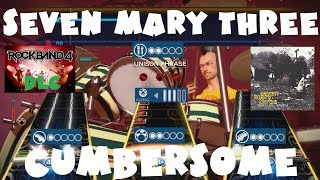 Seven Mary Three - Cumbersome - Rock Band 4 DLC Expert Full Band (March 22nd, 2018)
