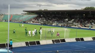 Match amical / Luxembourg - Nigeria 2016