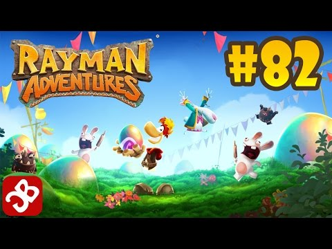 Rayman Adventures (Adventure 176-177) iOS / Android Gameplay Video - Part 82