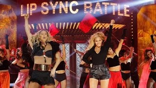 Channing Tatum Pulls Off Epic Beyonce Surprise During 'Lip Sync Battle' Performance