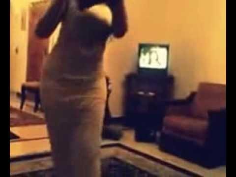 Saudi dancing girl is cute and sweet