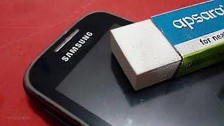 5 Awesome Life Hacks For Eraser
