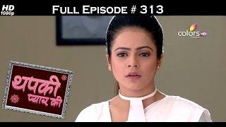 Thapki Pyar Ki - 9th May 2016 - थपकी प्यार की - Full Episode (HD)