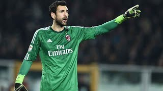 Diego López - AC Milan - Best Saves - 2015 HD
