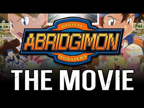 Abridgimon THE MOVIE April Fools 2016 TeamFourStar