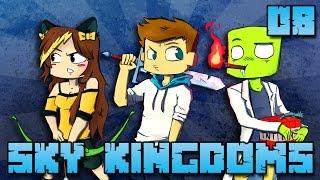 SKY KINGDOMS #08 : STUFF OVER CHEAT !