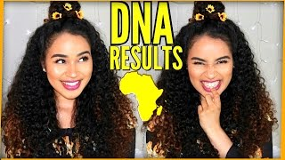 Mixed Girl REACTS to DNA RESULTS - WHAT RACE? CANCER? NEANDERTHAL? Lana Summer