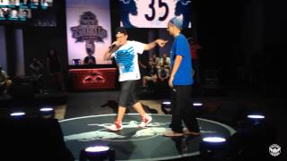 Final Cixer vs Arkano (Red Bull Batalla de los gallos en Madrid 2014)