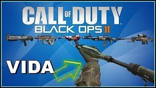 Black Ops 2 - TANTA ARMA PRA JOGAR!