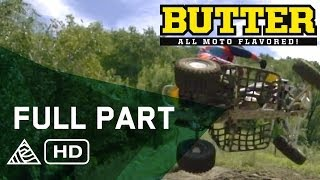 Butter: All Moto Flavored - Cashton, WI - Heli Scene - Full Part [HD]