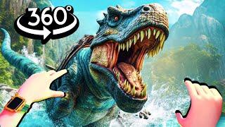 360 VR Video Dinosaur VR 360 degree Virtual Reality Videos 4K POV