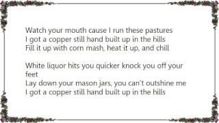 Colt Ford - Outshine Me Lyrics