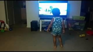 2 year old dance vijay