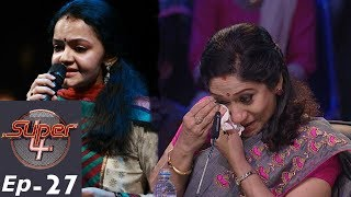 Super 4 I Ep 27 - Sujatha shares her memories of Radhika Thilak! I Mazhavil Manorama