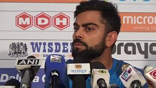 Matches in the shorter format will help Dhoni, says Virat Kohli