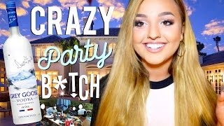 LIVING IN A WILD HIGH SCHOOL PARTY HOUSE | STORY TIME