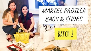 Mariel Padilla Eviction of Luxury bags and shoes Part 2! 😱