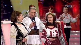 Download Sofia Vicoveanca, Irina Loghin şi Nicolae Furdui Iancu la O dată-n viaţă (@TVR1)