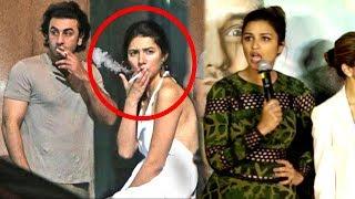 Parineeti Chopra On Ranbir Kapoor & Mahira Khan CAUGHT Smoking Together In Public