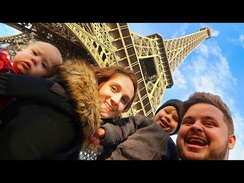 DAILY BUMPS IN PARIS!
