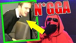 PEWDIEPIE SAYS N*GGA IN HIS VIDEO