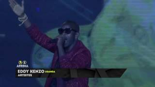 Eddy Kenzo Viva Africa Live Perfomance At The AFRIMA Awards 2016