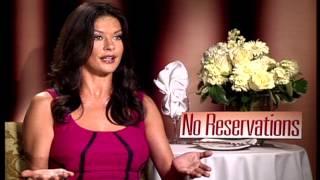 No Reservations: Catherine Zeta-Jones Exclusive Movie Interview