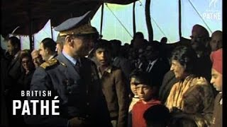 Shah Of Iran In India - Colour (1969)