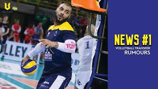 Volleyball Transfers Rumours | News #1