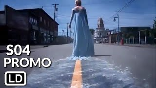 Once Upon a Time Season 4 Promo - Storybrooke gets frozen