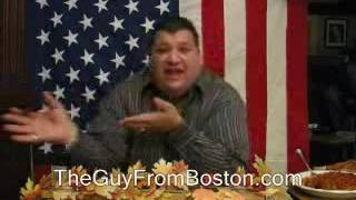 The Guy from Boston - Thanksgiving