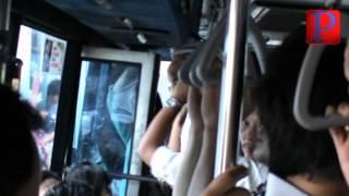 Tak Terima Keluhan, Sopir Busway Usir Penumpang